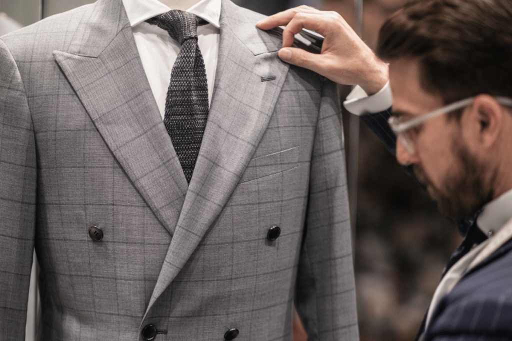 Brent Wilson Business Suits book a Consultation