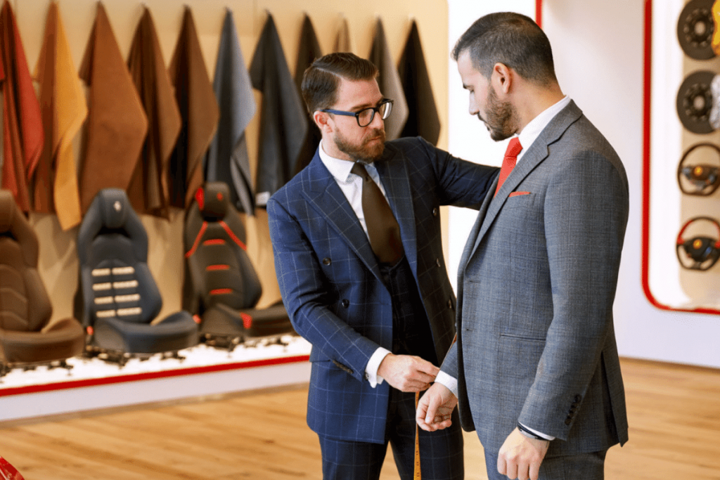 Brent Wilson Make a tailor Booking For Corporate Suits