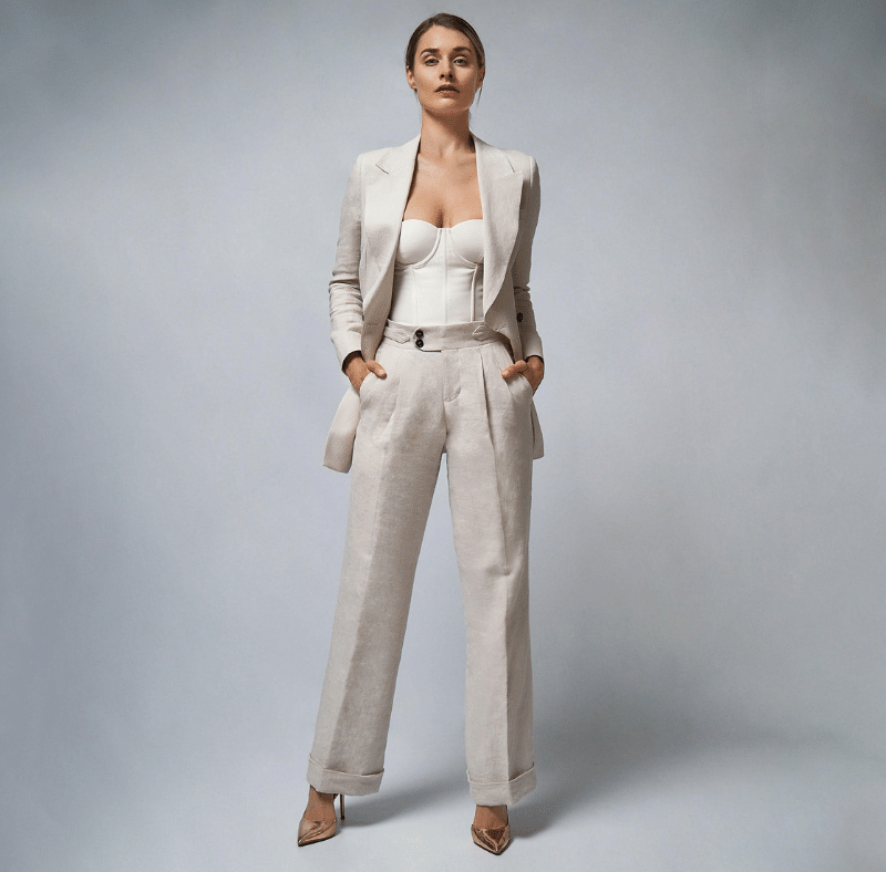 Brent Wilson Womens Business suits