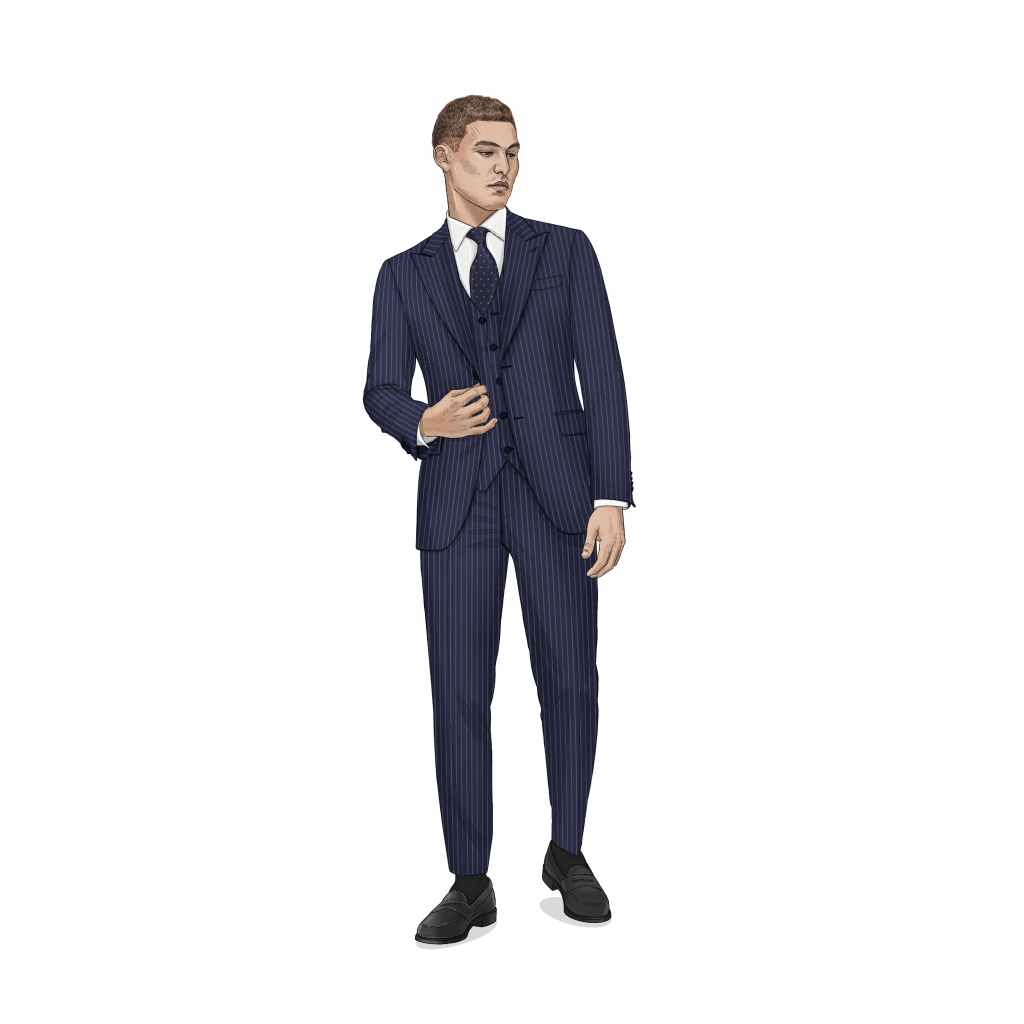 Brent Wilson Business suits