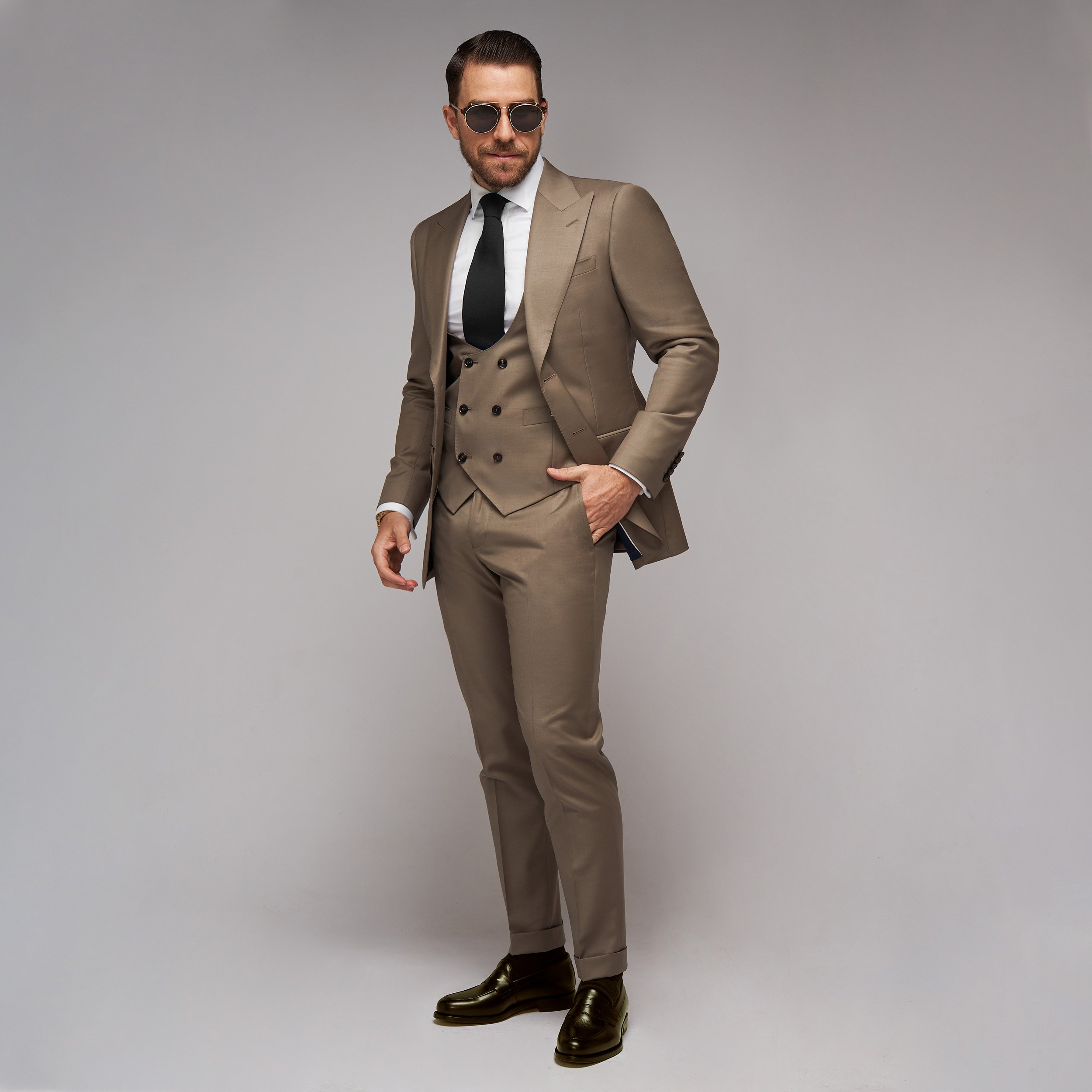 Brent Wilson Binge Business suits Collection