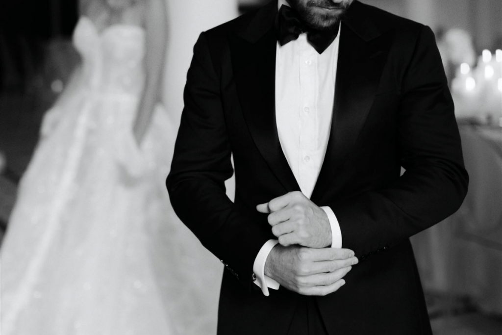 Brent Wilson Make a Booking For wedding Suits